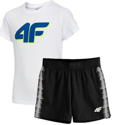 Zestaw sportowy 4F na WF chłopięcy