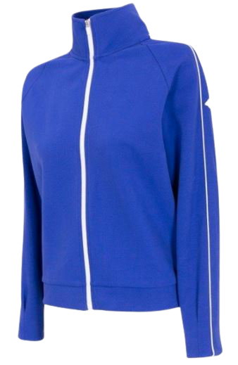 Bluza damska 4F BLD005 niebieska na zamek