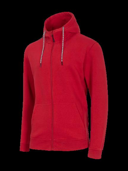 Bluza męska BLM602 OUTHORN czerwona