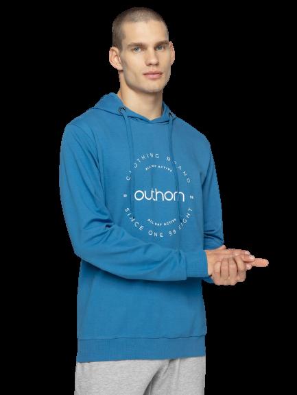 Bluza męska OUTHORN BLM601A z kapturem