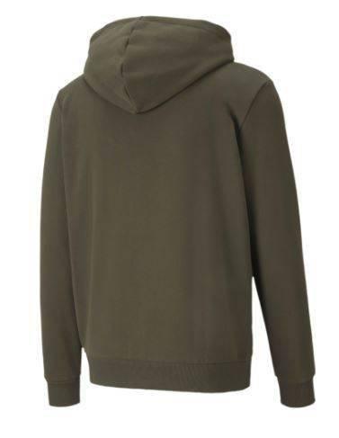 Bluza męska PUMA 583578 70 ciemna zieleń