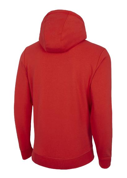 Bluza męska rozpinana OUTHORN BLM601 czerwona