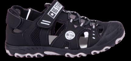 Buty dziecięce sandały BIG STAR FF374210 czarne