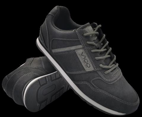 Buty męskie sportowe adidasy VOP20N26-1 czarne