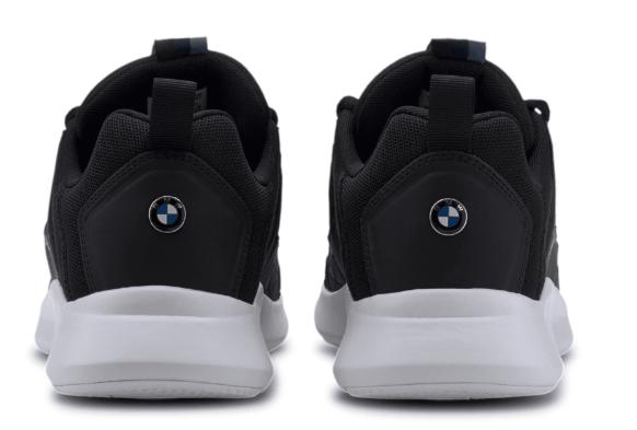 Buty sportowe męskie BMW MMS Wired Cage czarne