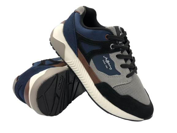 Buty sportowe młodzieżowe B0099-1 multicolor