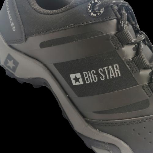 Buty sportowe trekkingowe BIG STAR GG174269 czarne