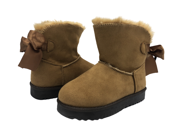 Buty zimowe dziewczęce EMU K1647407 CAMEL KARMEL