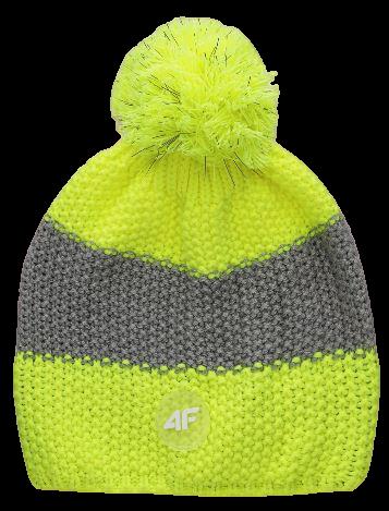 Czapka dziecięca 4F JCAM006 zimowa ciepła one size