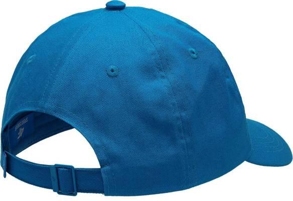 Czapka z daszkiem męska CAM009 niebieska