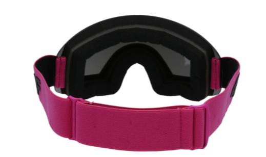 Gogle narciarskie 4F GGD060 różowe one size