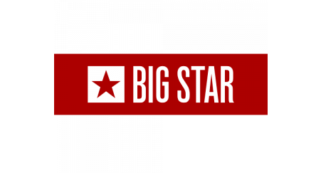 Klapki unisex Big Star FF274A356 granatowe