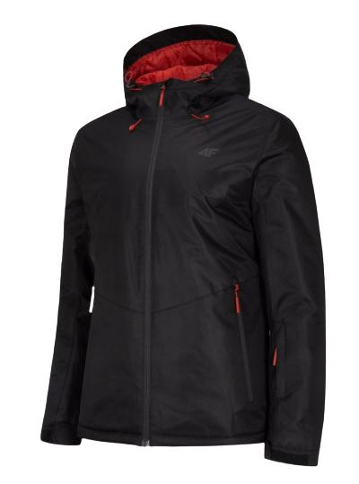 Kurtka męska zimowa narciarska 4F czarna