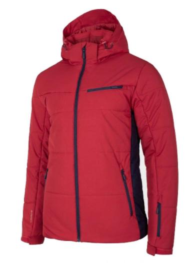 Kurtka narciarska OUTHORN KUMN604 czerwona