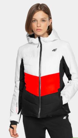 Kurtka narciarska damska 4F KUDN004 zimowa
