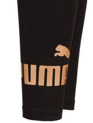 Legginsy damskie  Puma 853462 81 czarne