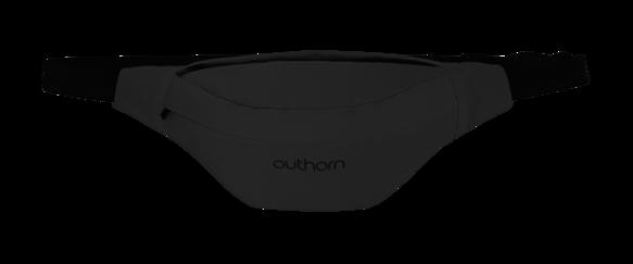 Nerka saszetka biodrówka OUTHORN AKB602 czarny