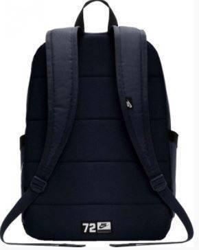 Plecak Nike szkolny granatowy sportowy BA6103 451