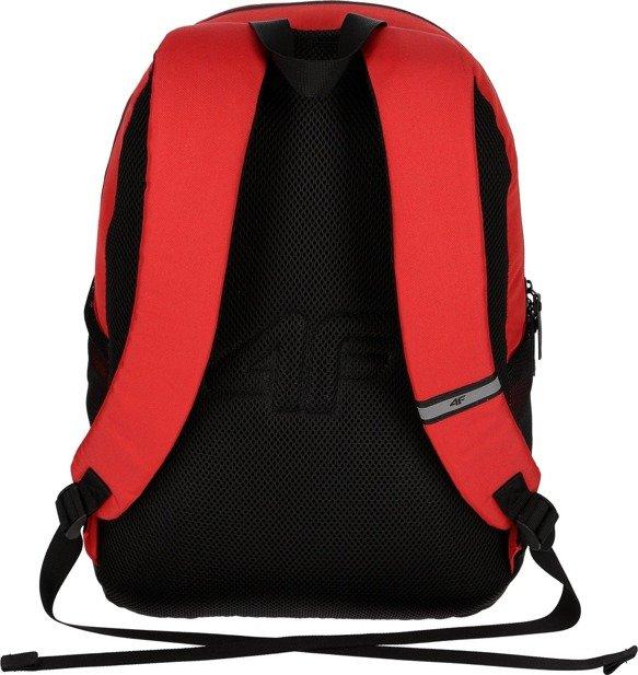 Plecak miejski 4F czerwony