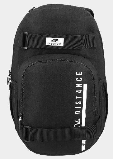 Plecak sportowy uniw 4F PCU011 czarny one size