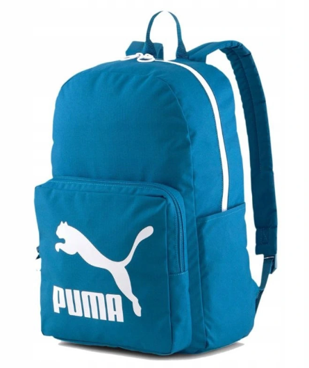 Plecak szkolny PUMA sportowy 077353 02 niebieski