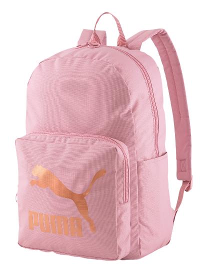 Plecak szkolny PUMA sportowy 077353 03 różowy
