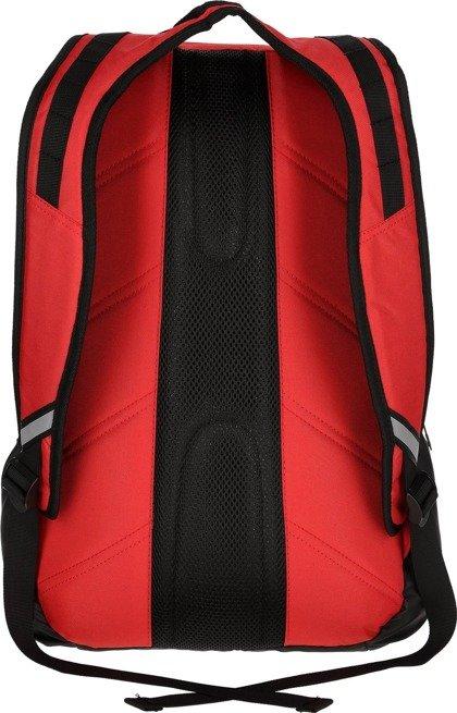 Plecak szkolny sportowy 4F czerwony PCU004