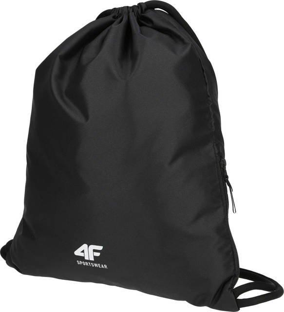 Plecak worek 4F PCU005 grube szelki CZERŃ
