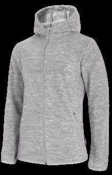 Polar męski OUTHORN PLM601 bluza szara