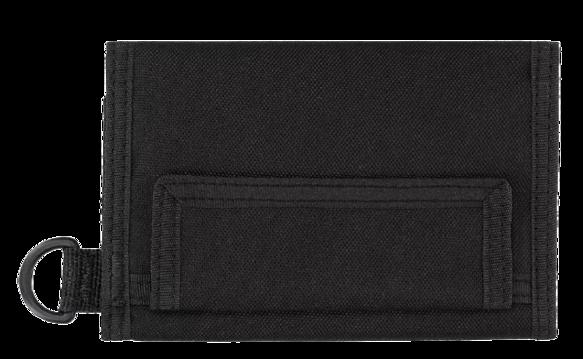 Portfel sportowy 4F materiałowy PRT001 czarny