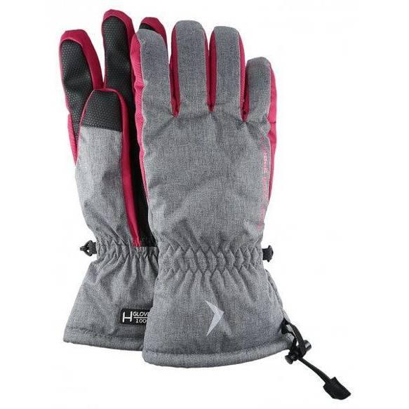 Rękawice narciarskie OUTHORN RED601 różowe XL