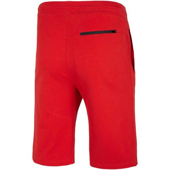 Spodenki męskie 4F SKMD010 czerwone