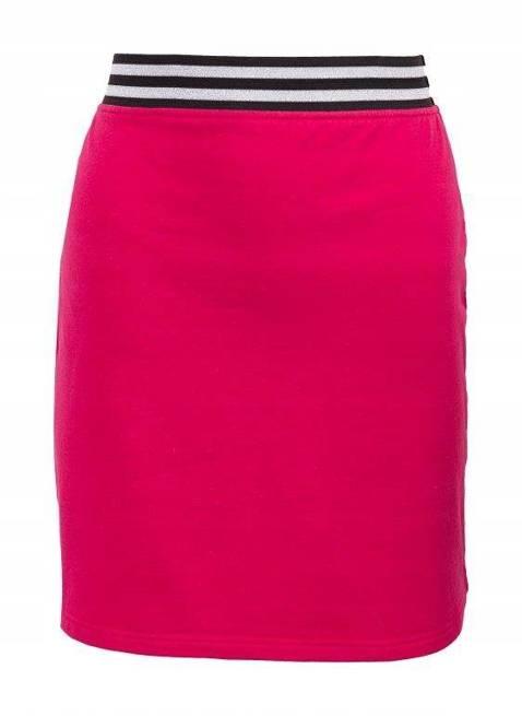 Spódnica dresowa OUTHORN SPUD601 różowa