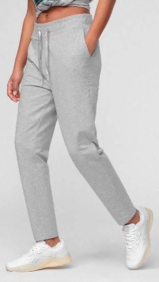 Spodnie damskie 4F SPDD015 dresowe szare