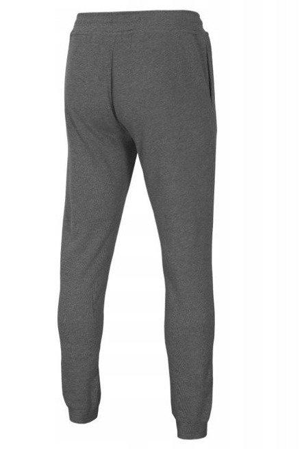 Spodnie dresowe dresy męskie 4F SPMD001 SZARY M