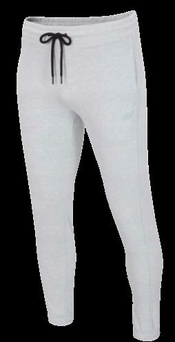 Spodnie dresowe męskie 4F SPMD001 j.szare 3XL