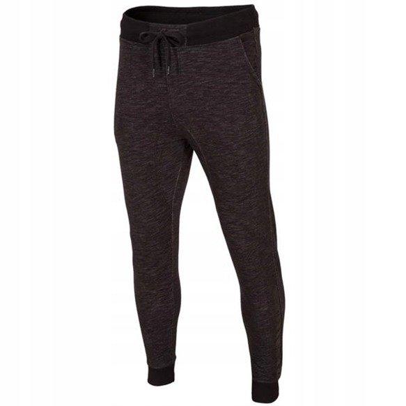 Spodnie dresowe męskie 4F SPMD003 ciemne szare XXL