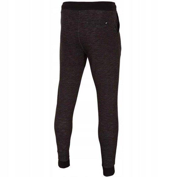 Spodnie dresowe męskie 4F ciemny szary 3XL