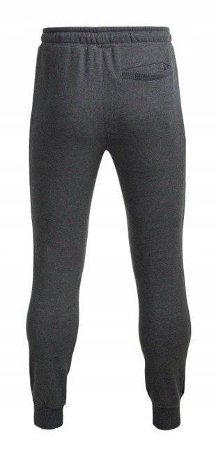 Spodnie dresowe męskie OUTHORN szare XL