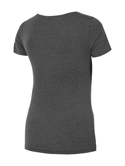 T-shirt damski 4F TSD010 szary