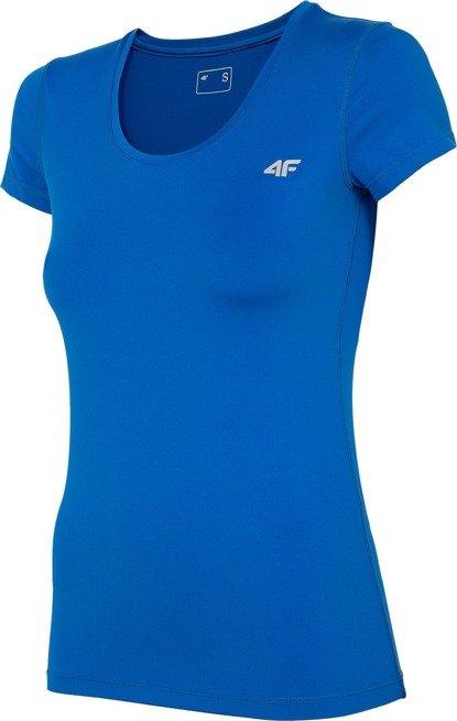 T-shirt funkcyjny damski 4F TSDF002 KOBALT