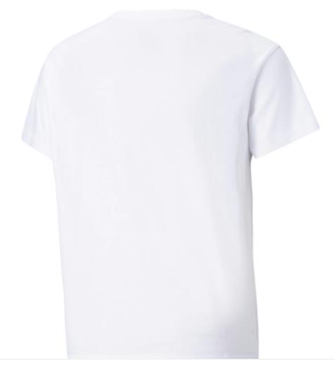 T-shirt koszulka dziecięca PUMA 586170 02 biała