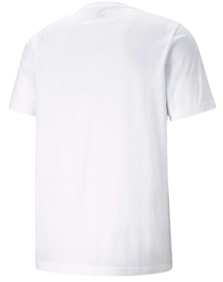 T-shirt koszulka męska PUMA 586666 02 biała