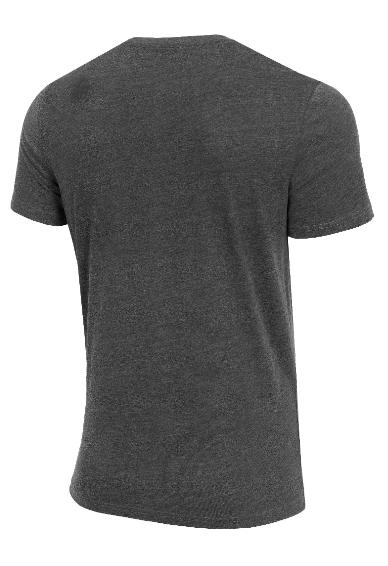T-shirt męski 4F szary melanż TSM070 koszulka S