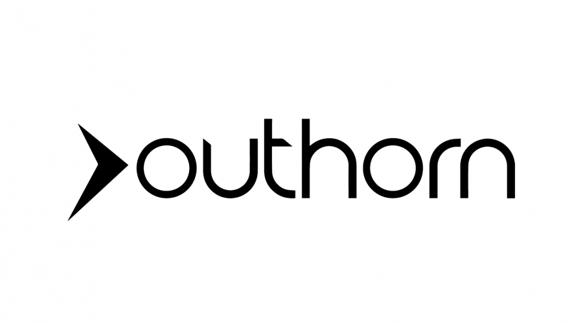 T-shirt męski Outhorn niebieski