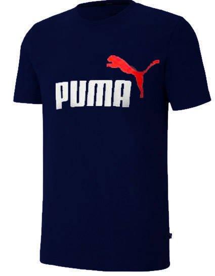 T-shirt męski PUMA 583714 06 bawełniany
