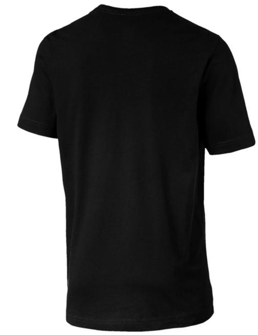 T-shirt męski PUMA ESS Logo 851740 01 czarny
