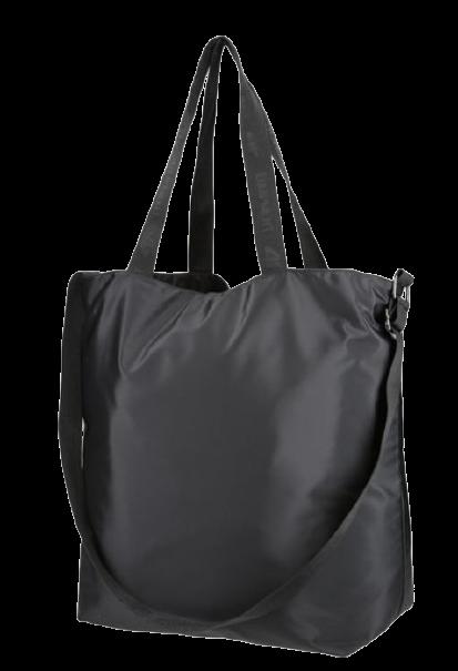 Torba 4F shoper TPU003 sportowa miejska czarna