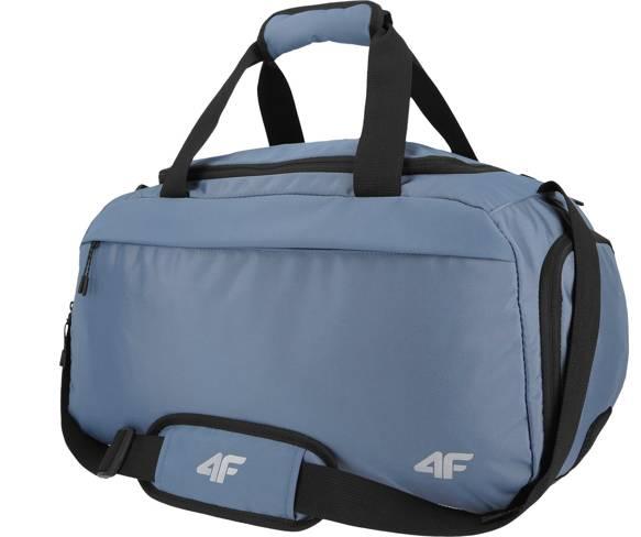 Torba sportowa 4F TPU002 podróżna niebieska