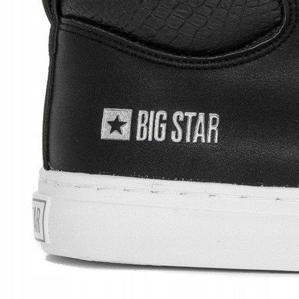 Trampki damskie BIG STAR EE274237 czarne
